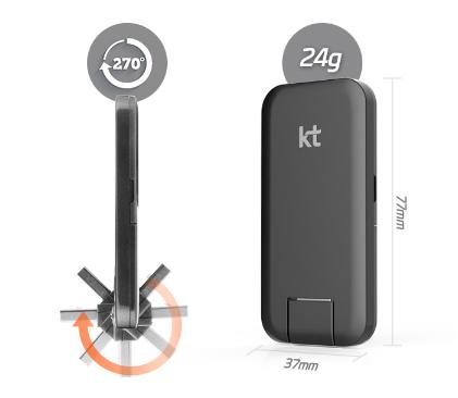 LTE 에그 미니 크기